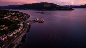 Western Ferries Sunrise