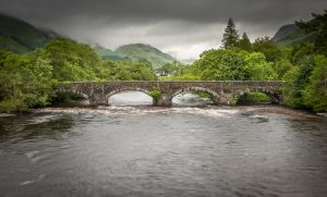 Old Bridge at Cairndow